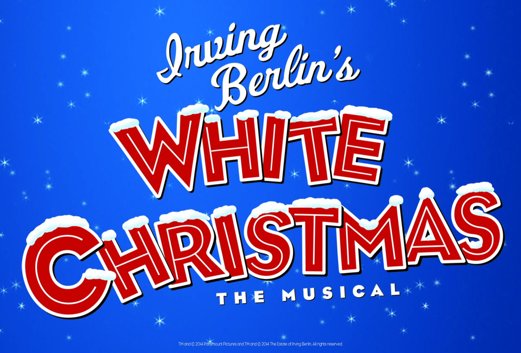 Irving Berin's White Christmas musical in Chicago