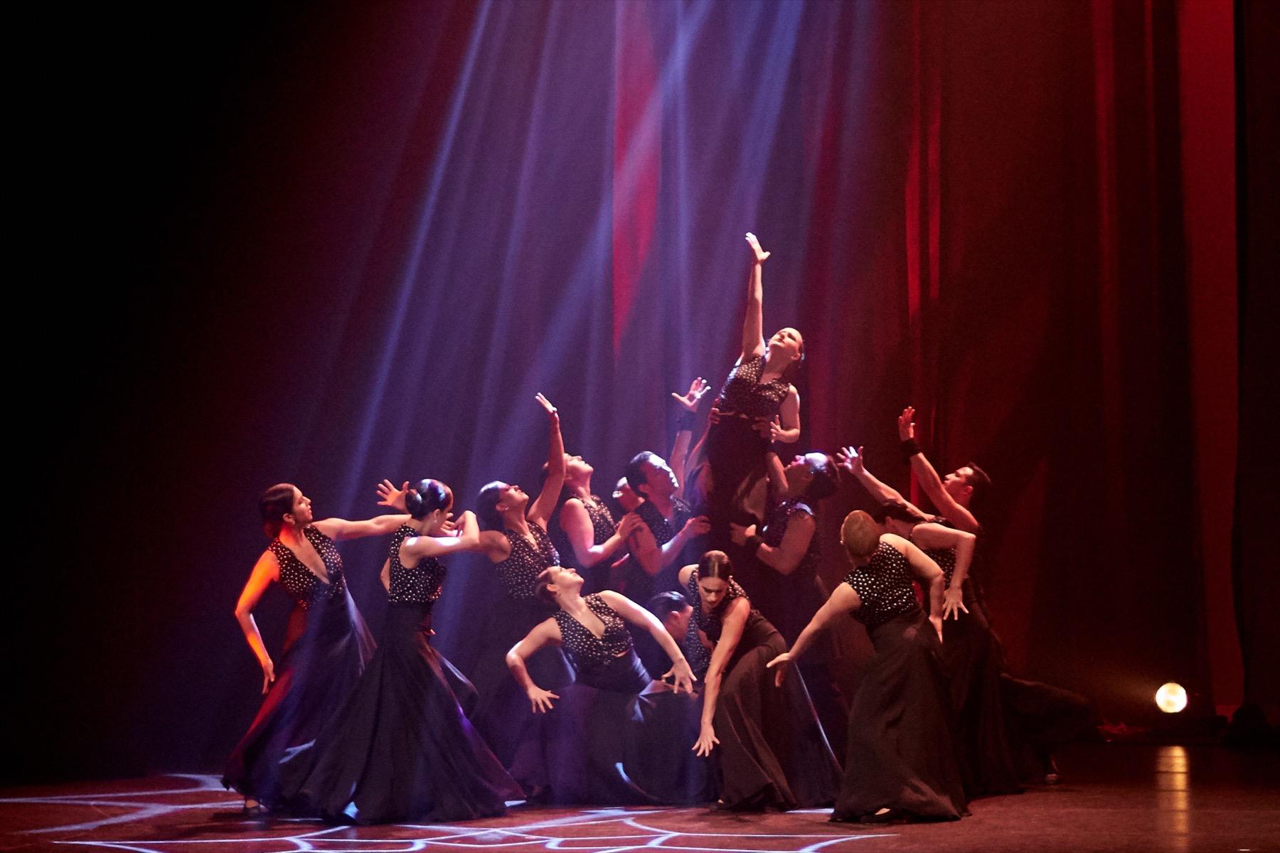 Ensemble Español Spanish Dance Theater/Cerqua Rivera Dance Theatre