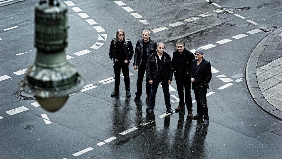 Deep Purple: The Long Goodbye Tour promo