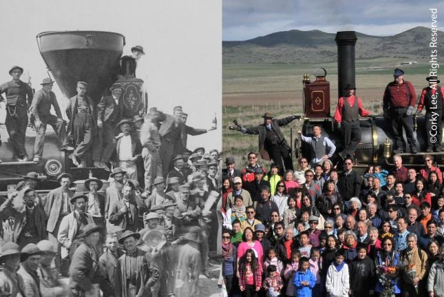 The Chinese Helped Build the Railroad – The Railroad Helped Build America