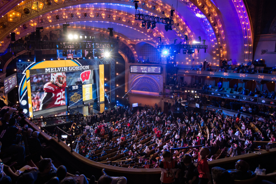 NFL Draft Day 2 Coverage