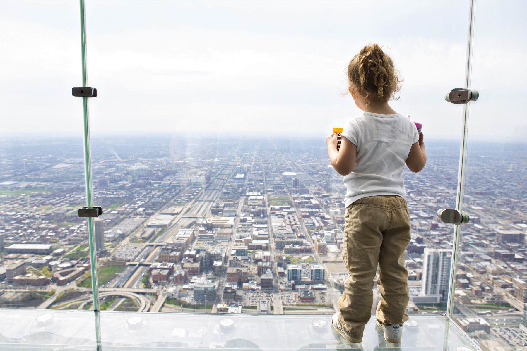 Skydeck Child