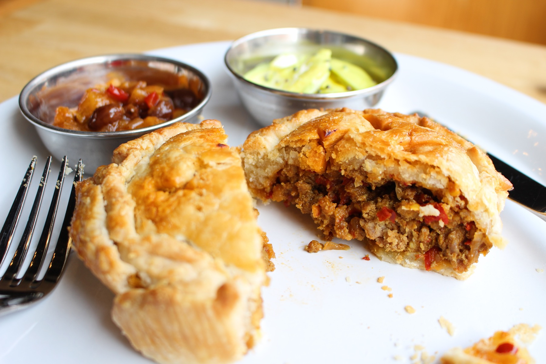 Savory pies from Chiya Chai