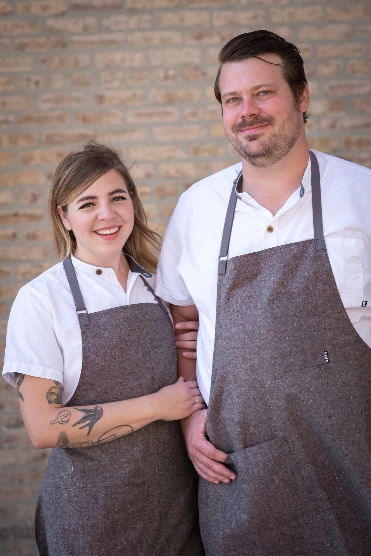 Anna & David Posey – Elske