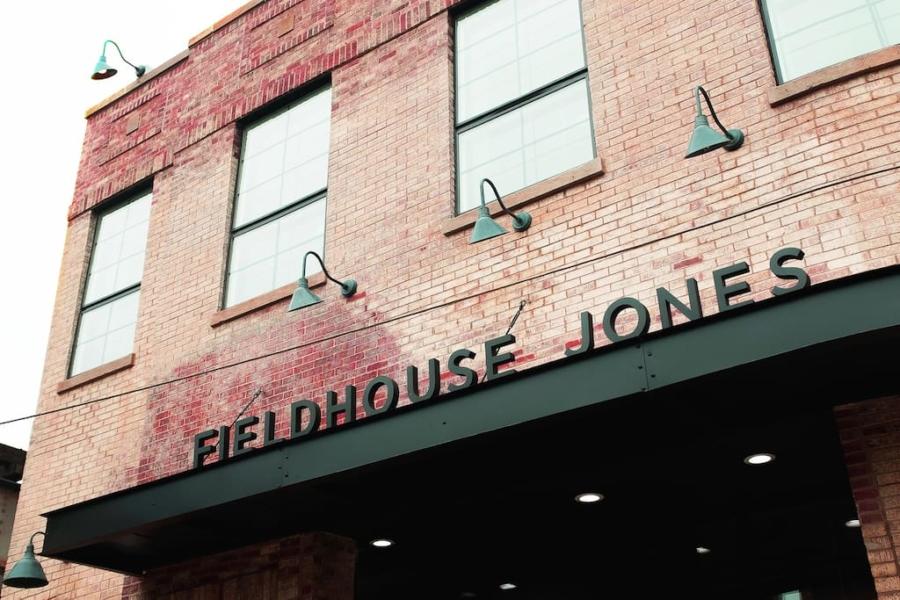 FieldHouse Jones exterior