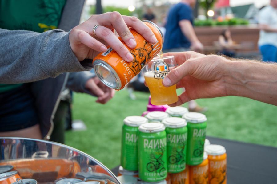 Get a taste of Chicago's craft beer scene at Friday Night Flights