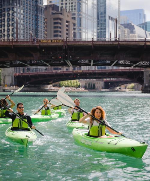 Urban Kayak tours