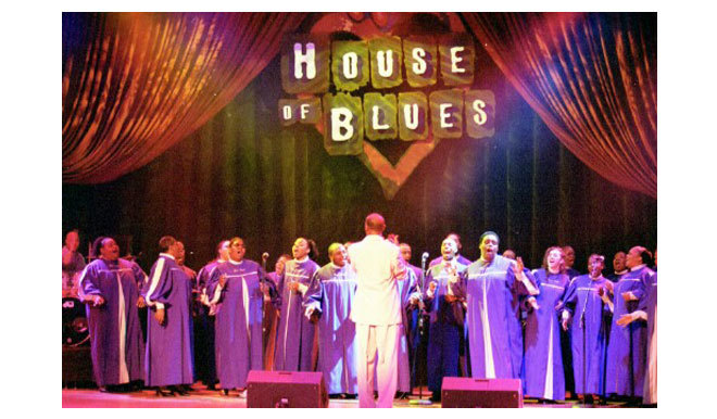 House of Blues World Famous Gospel Brunch