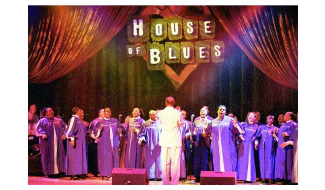 House of Blues World Famous Gospel Brunch