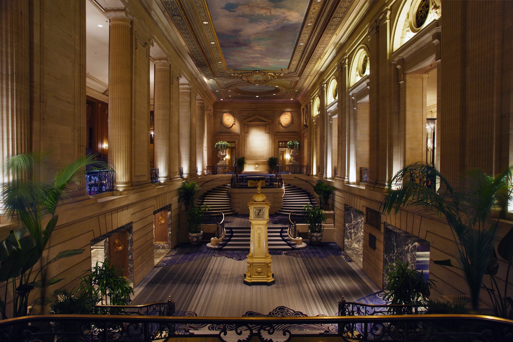 Hilton Chicago Great Hall