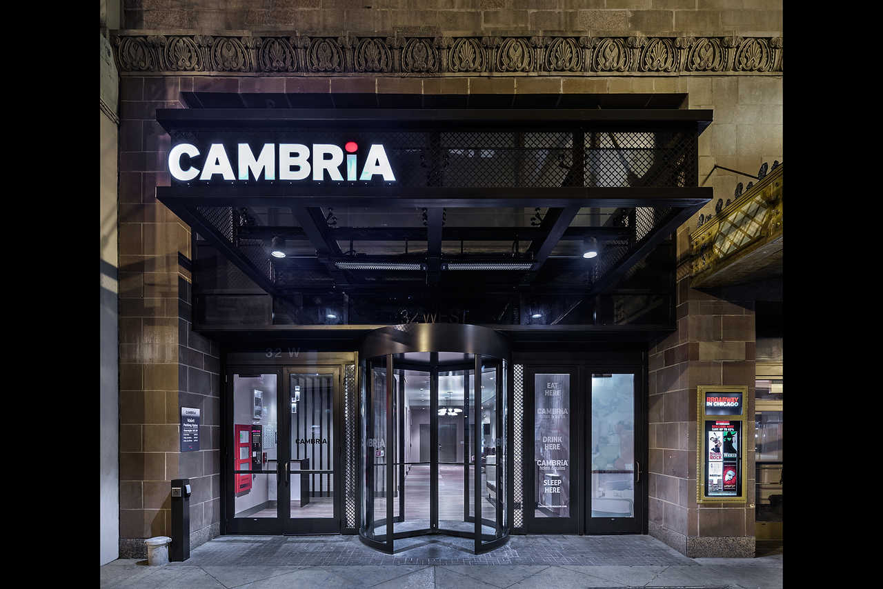 ©Cambria Hotel Chicago – Loop Theatre District