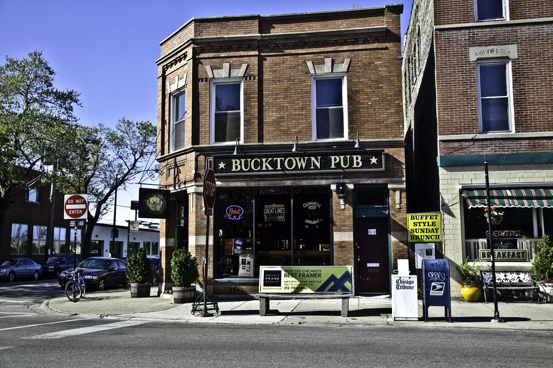 Bucktown Tap