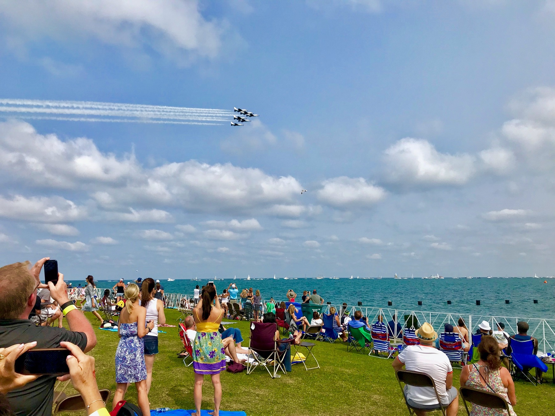 Theatre on the Lake Air & Water Show
