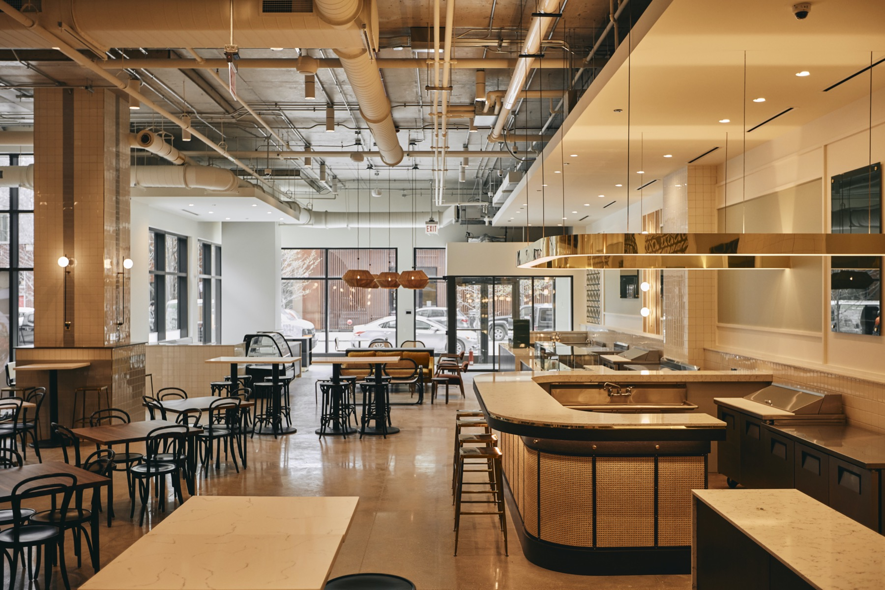 4 new food halls to try in Chicago