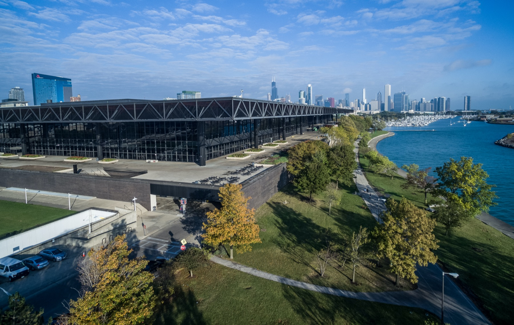 McCormick Place Lakeside Center