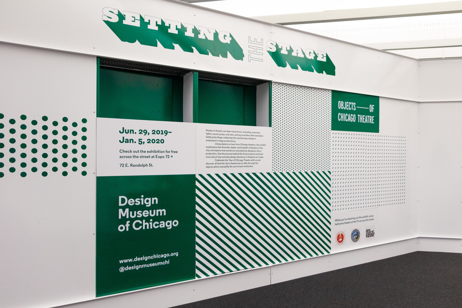 Design Museum YOCT exhibit