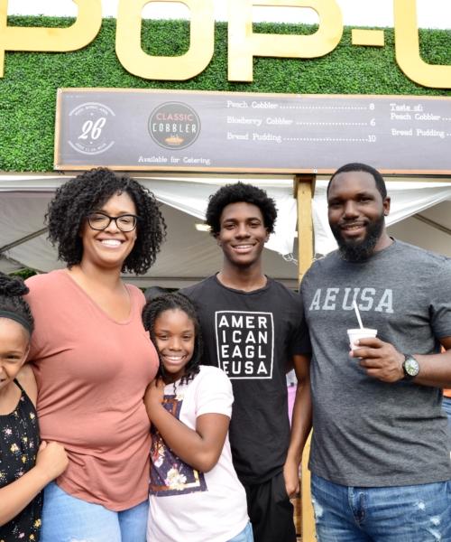 Pop-Up Taste at Austin Town Hall City Market
