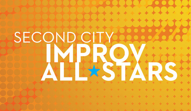 The Second City's Improv All-Stars