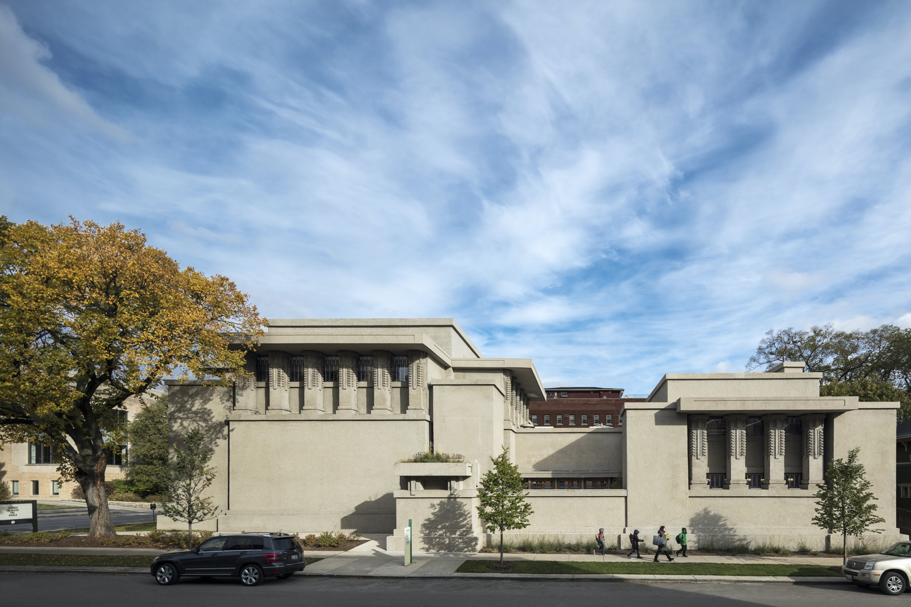 Unity Temple exterior