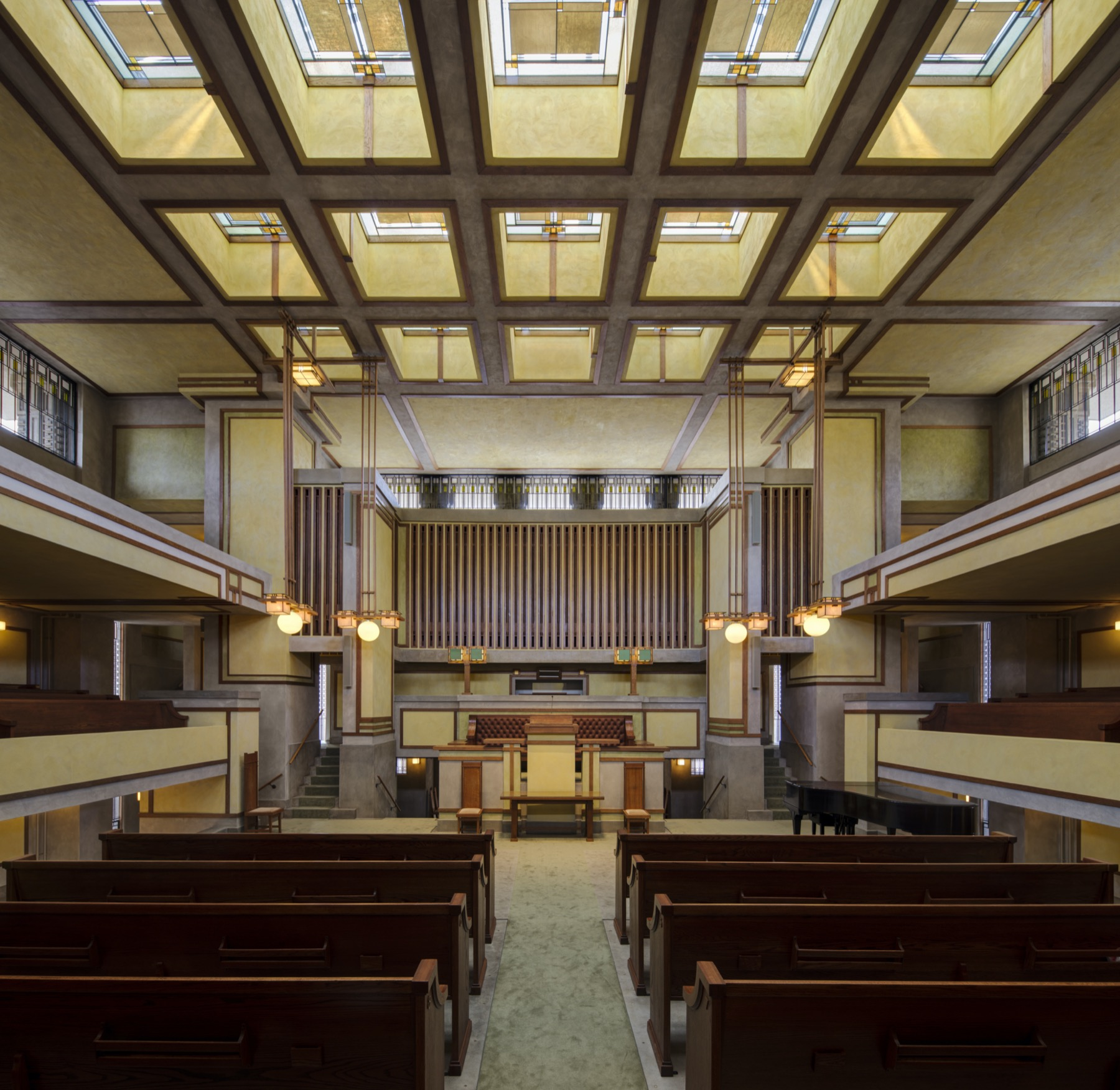 2 Chicago-area Wright buildings named UNESCO World Heritage sites