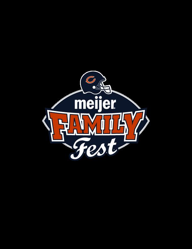 MEIJER BEARS FAMILY FEST