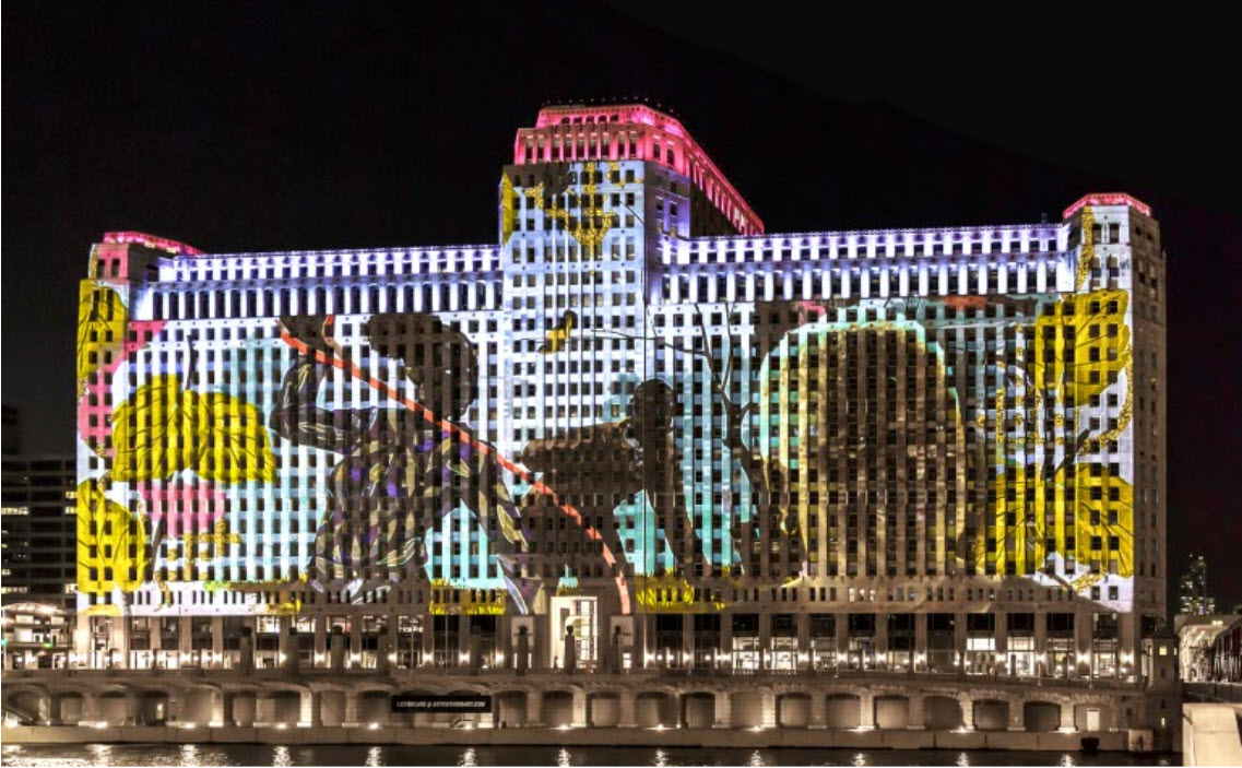 Art on theMART Fall Program