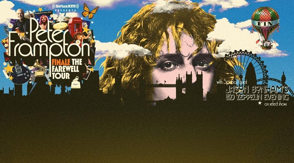Peter Frampton FINALE – The Farewell Tour