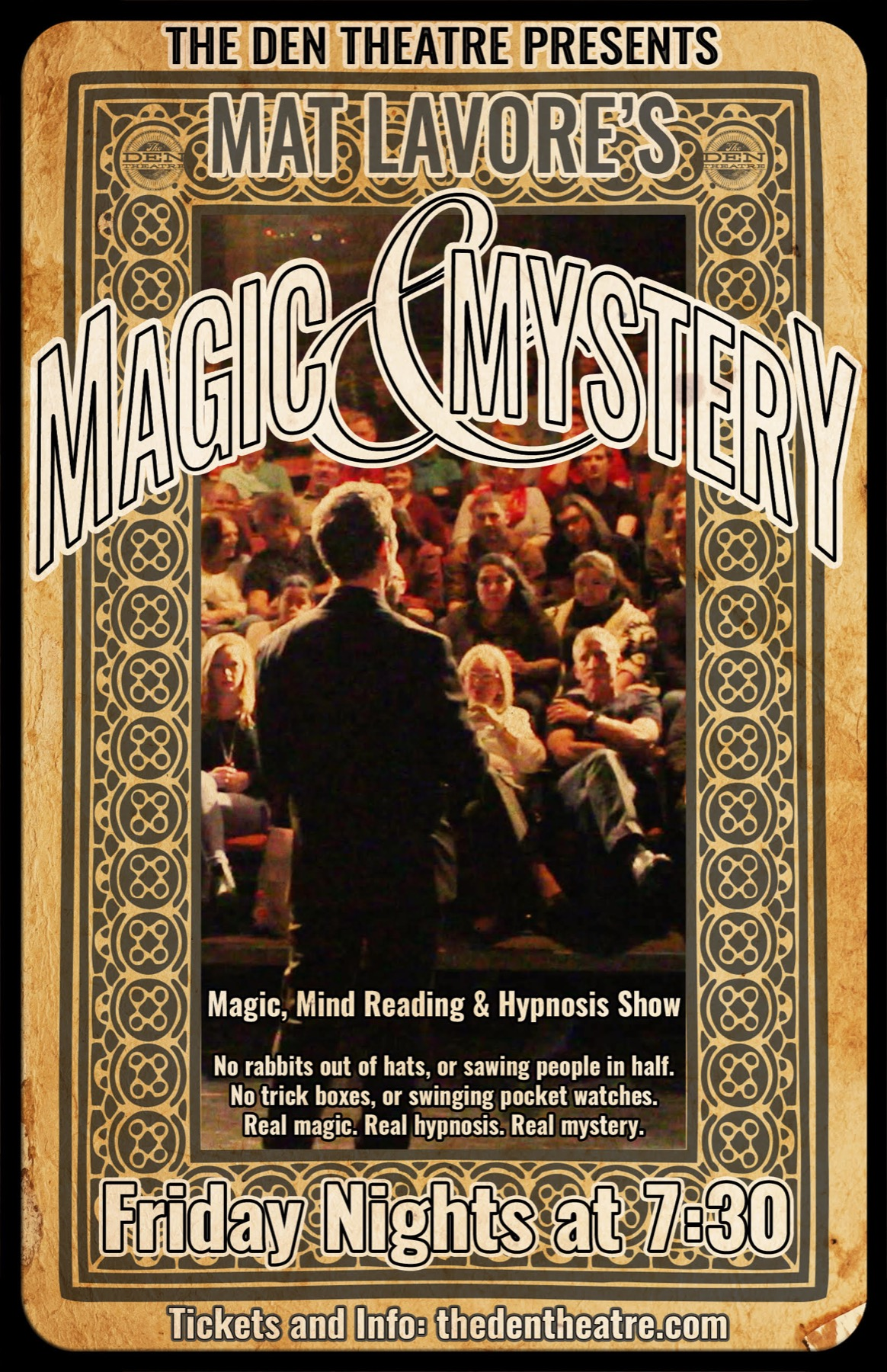 Magic & Mystery | Choose Chicago