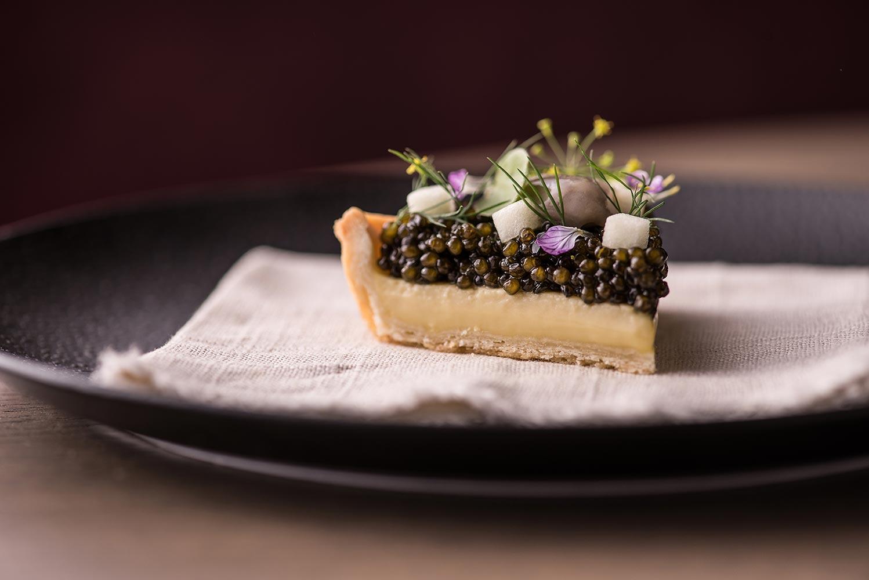 Bellemore caviar pie