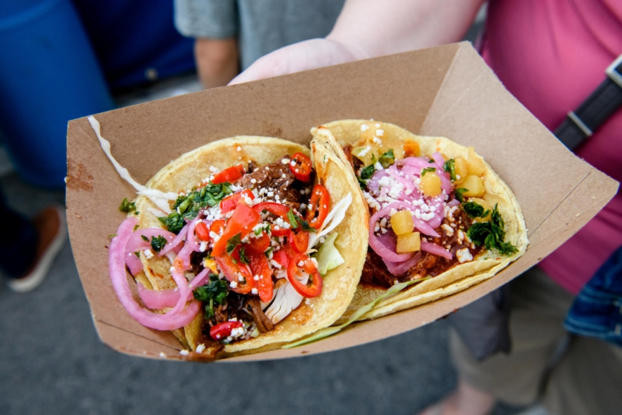 Sam Adams' Lakeview Taco Fest