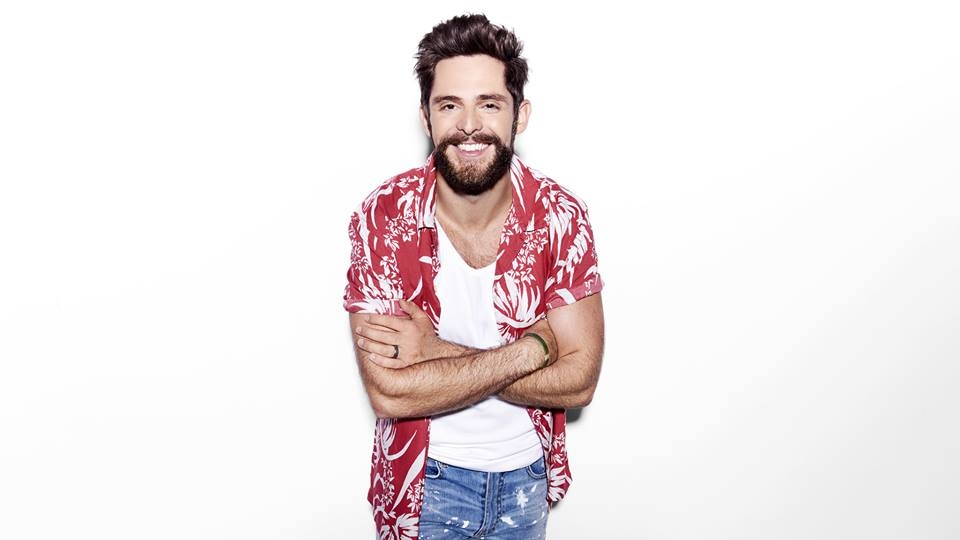 Chicago promo for Thomas Rhett: Very Hot Summer Tour 2019