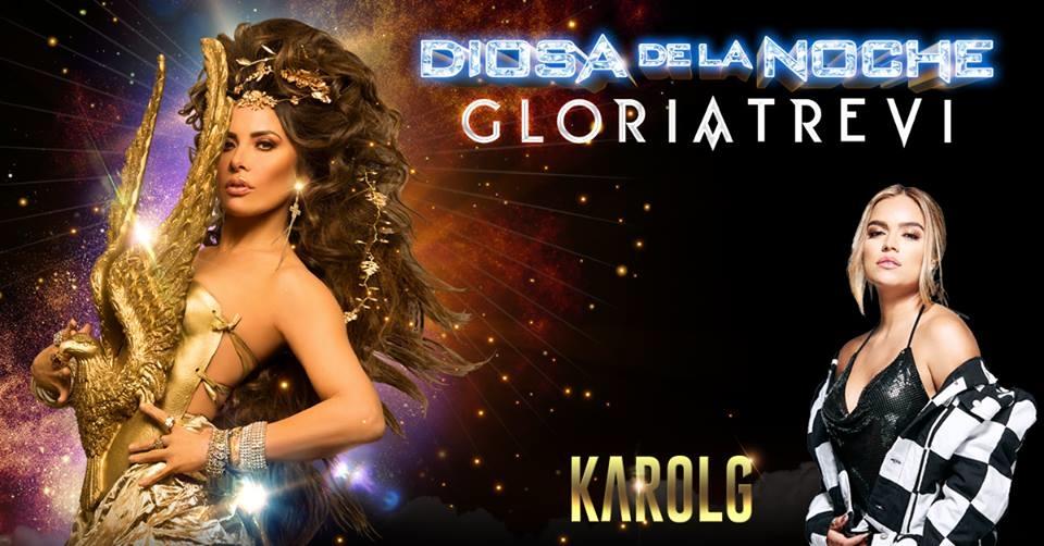 Gloria Trevi: Diosa De La Noche Tour