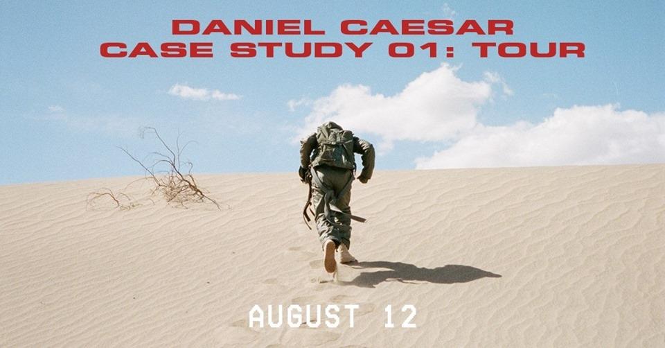 Daniel Caesar – Case Study One: Tour