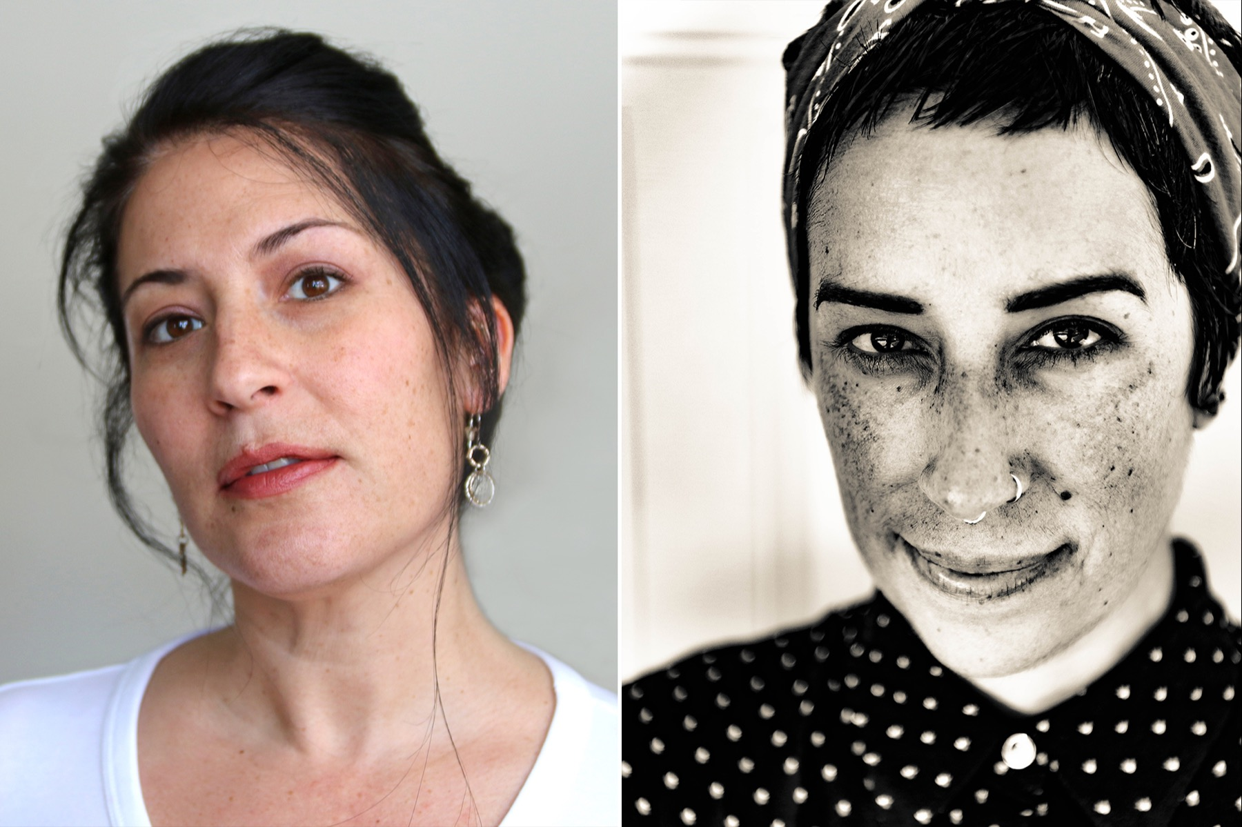 Poetry off the Shelf: The Ice Worker Still Sings with Ada Limón & Heidi Restrepo Rhodes