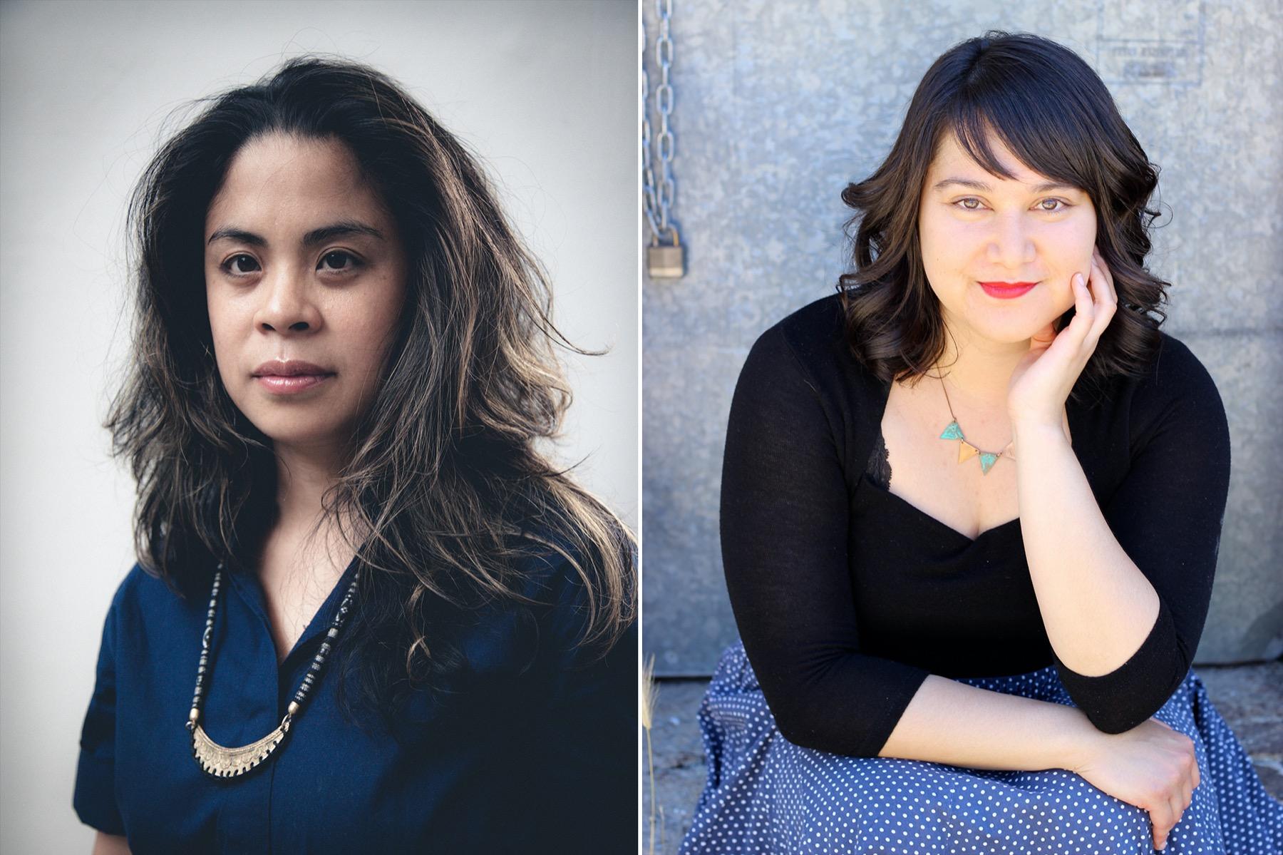 Poetry off the Shelf: Sarah Gambito & Janine Joseph