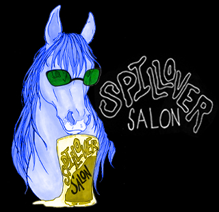 "Blue Man Group presents ""Spillover Salon"""