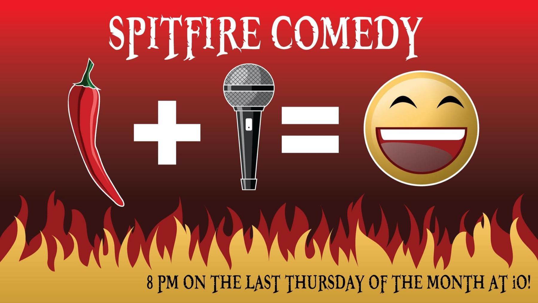 Spitfire Comedy Show