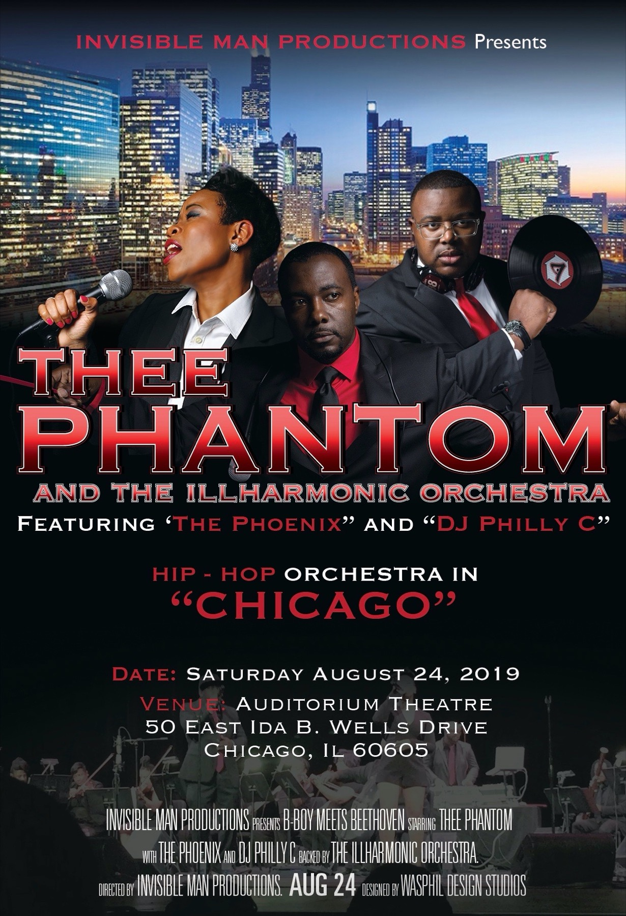 Hip-Hop Orchestra in Chicago
