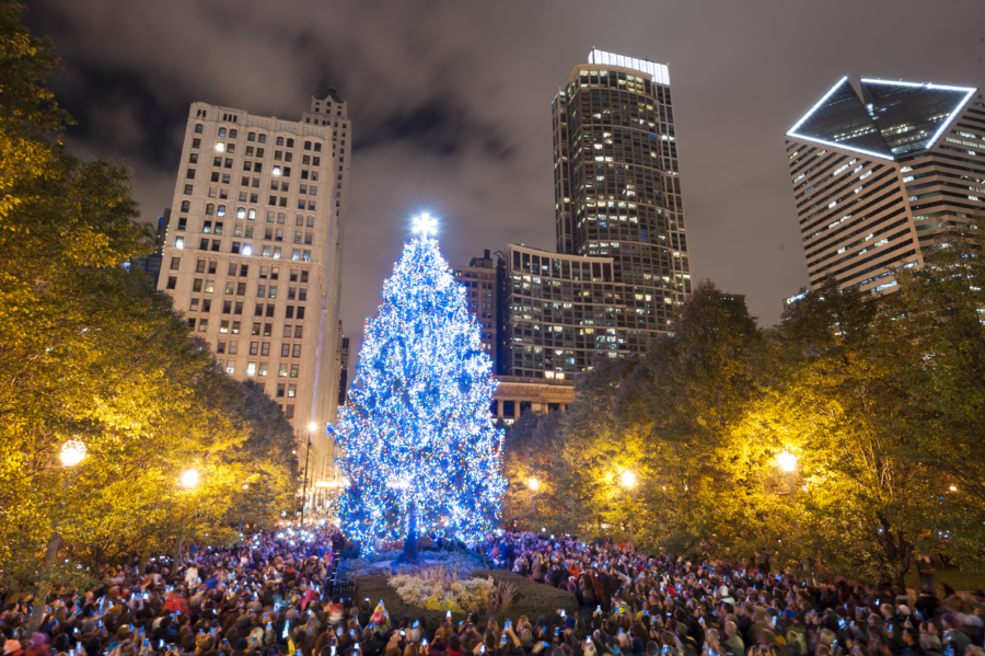 Christmas Activities Park City 2020 Best Spots for Christmas Lights in Chicago 2020 | Holiday Displays