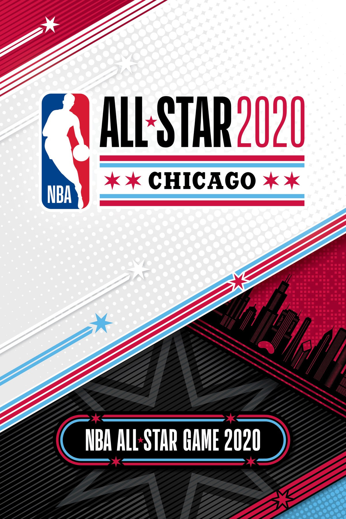 Nba All Star Halftime Show 2020.2020 Nba All Star Game 02 14 2020 Choose Chicago