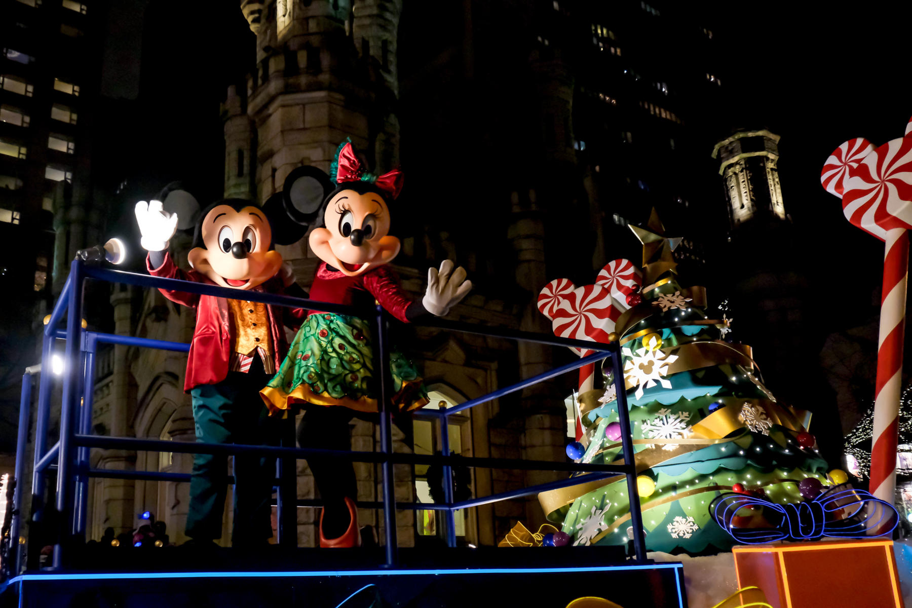Your guide to The Magnificent Mile Lights Festival 2019