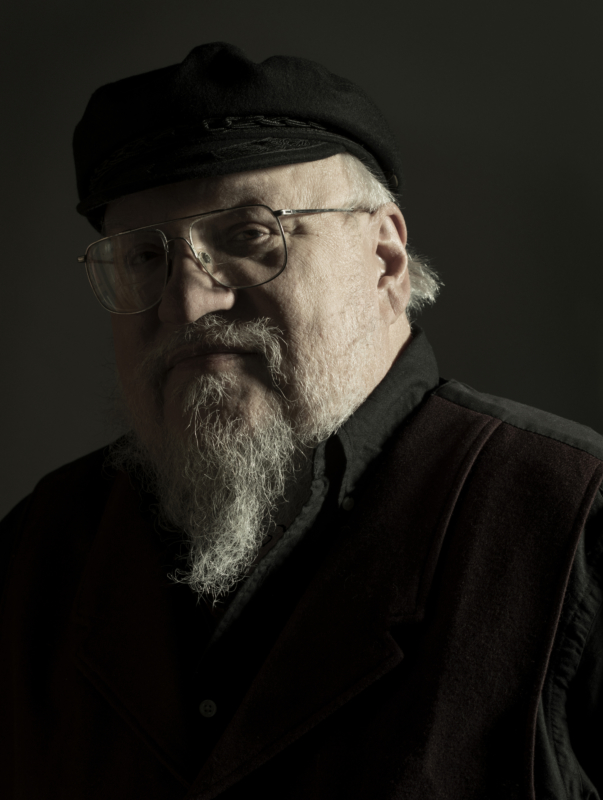 George RR Martin for Chicago Humanities Festival