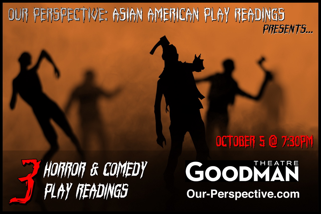 Our Perspective: Asian American Play Readings 2019