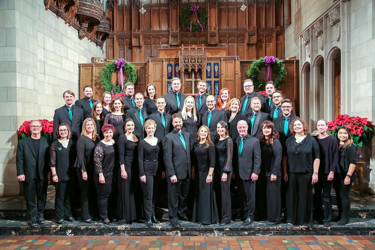 St. Charles Singers: Candlelight Carols