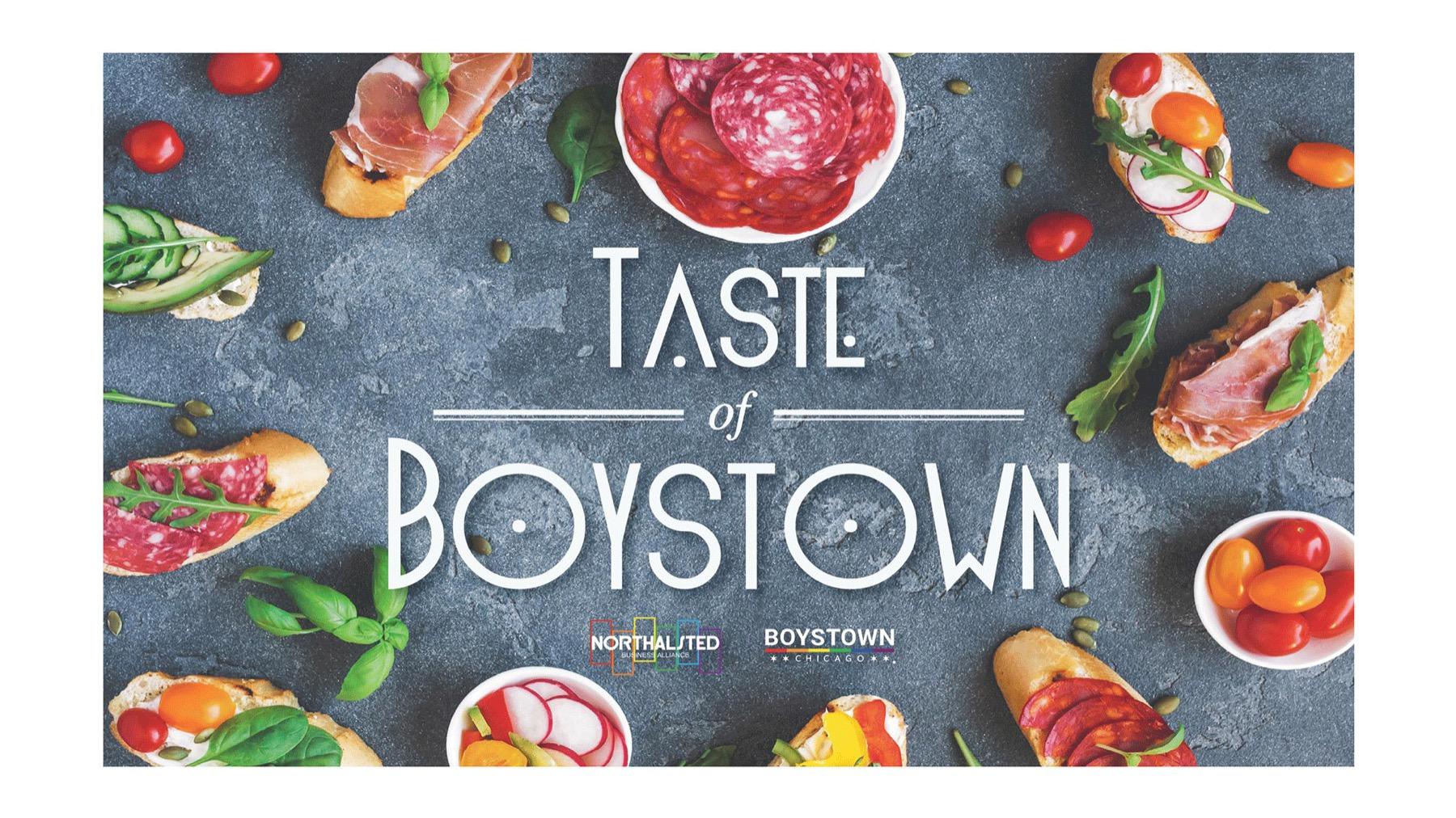 Taste of Boystown