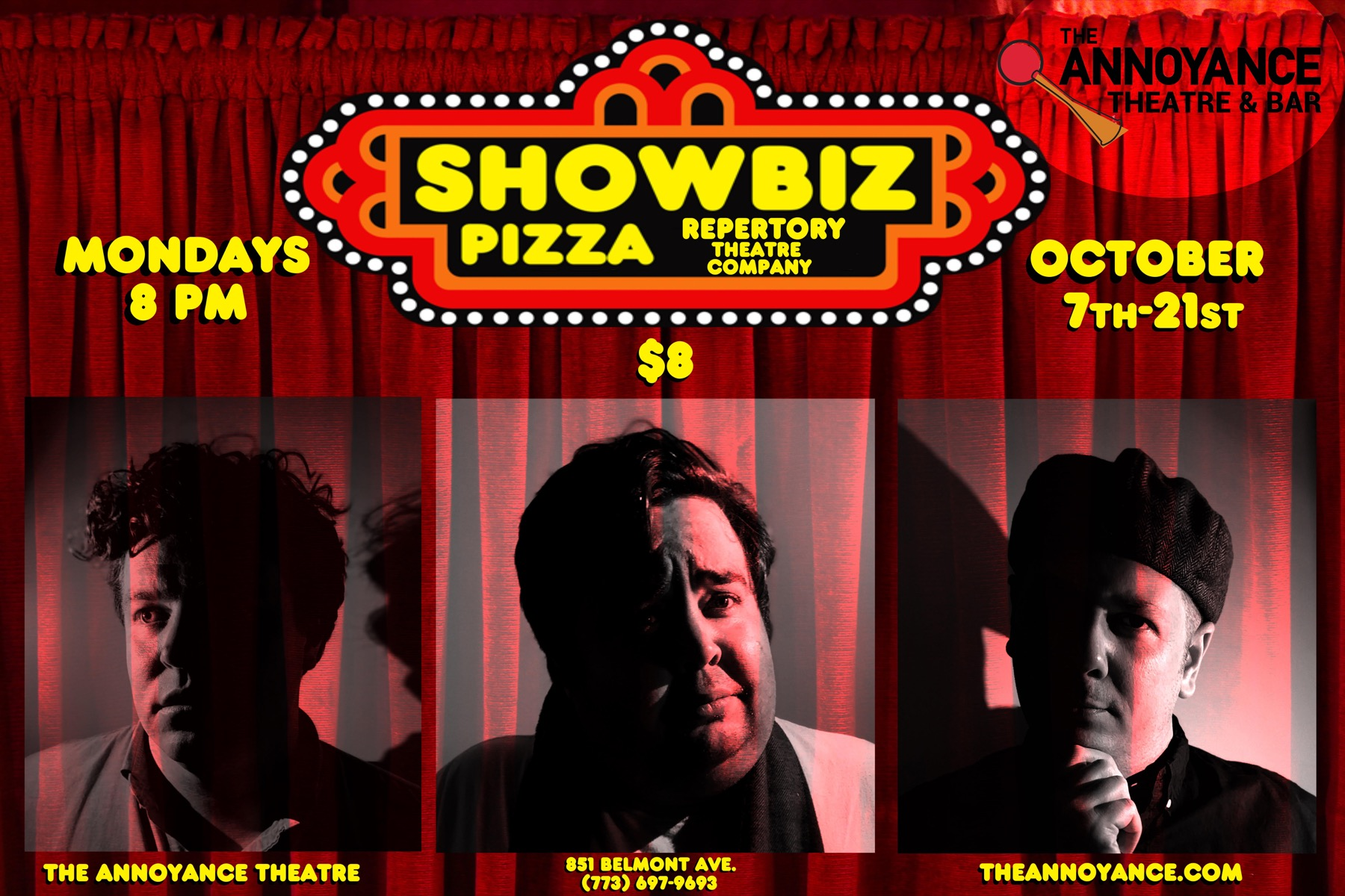 The Showbiz Pizza Repertory Theater