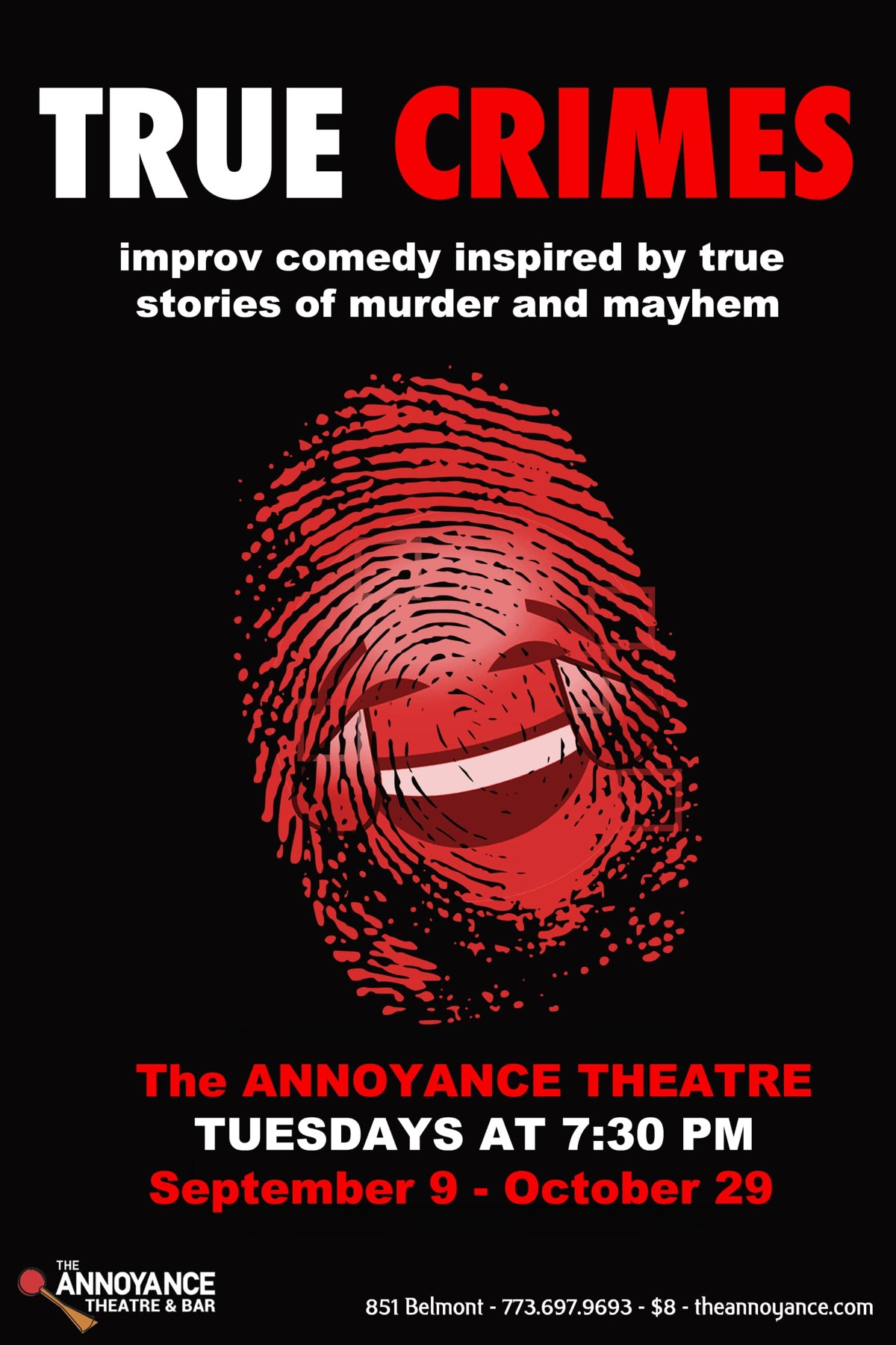 Improv at The Annoyance: True Crimes