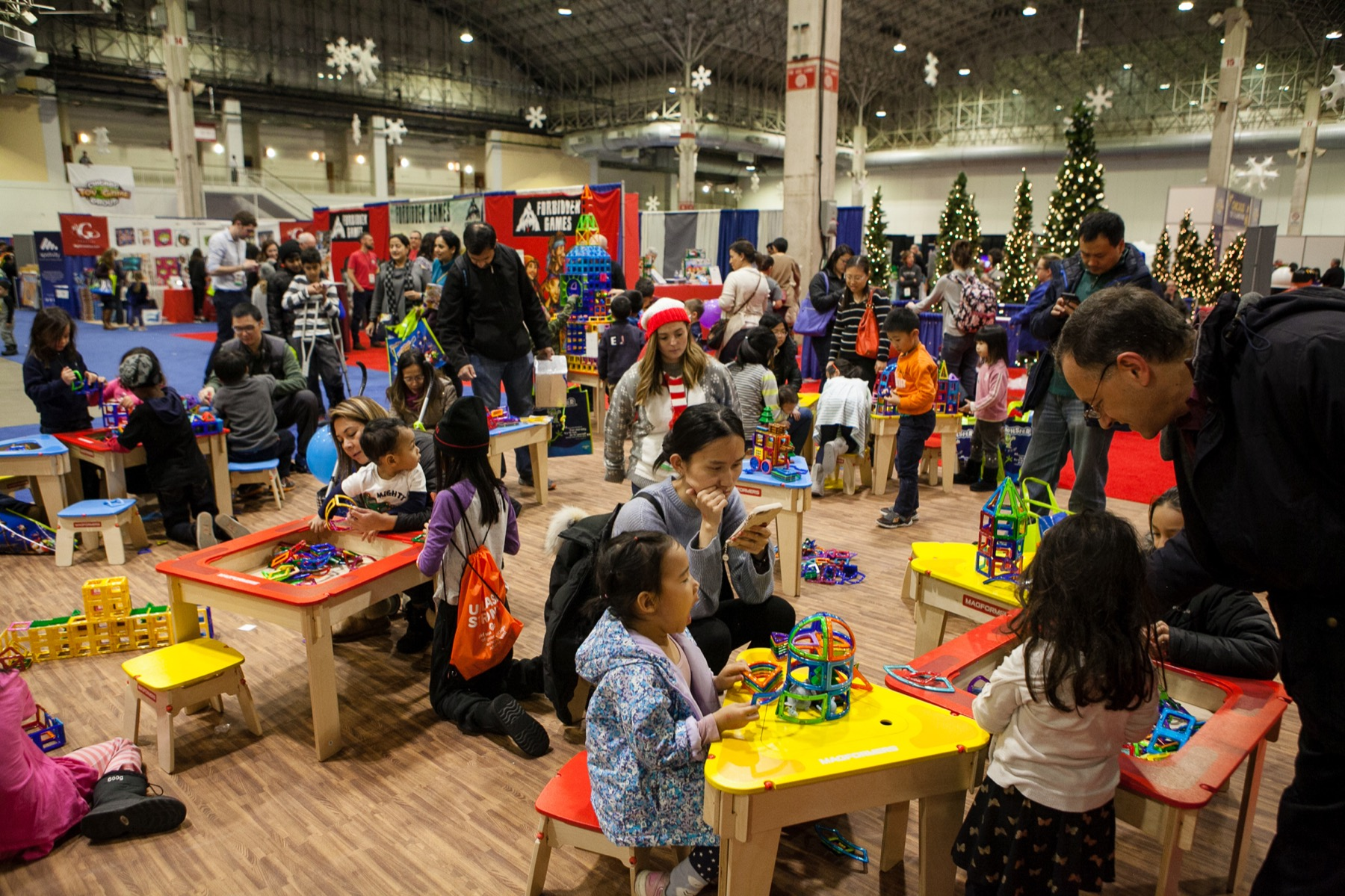 2019 Chicago Toy & Game Fair! Come Out & Play!