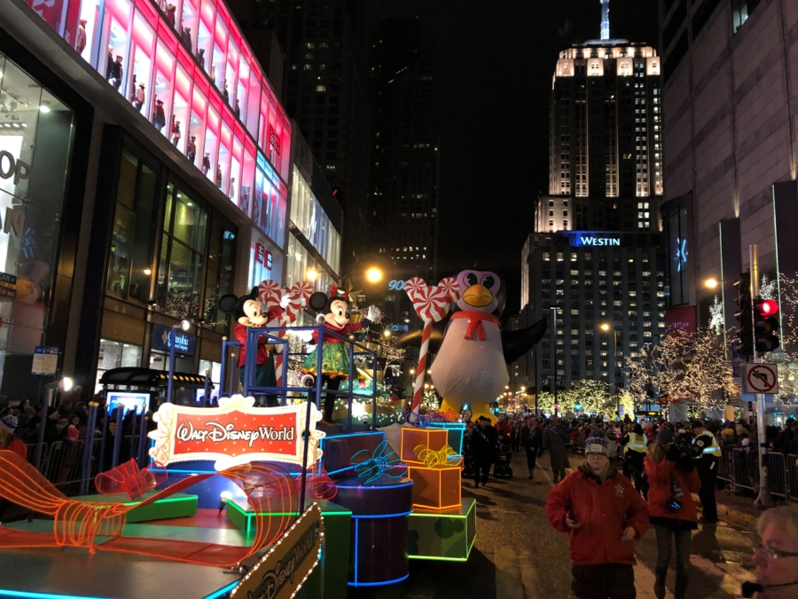 Your guide to The Magnificent Mile Lights Festival 2019 | Choose