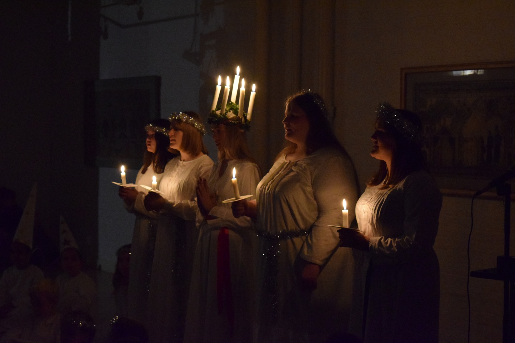 St Lucia Celebration at the Swedish American Museum